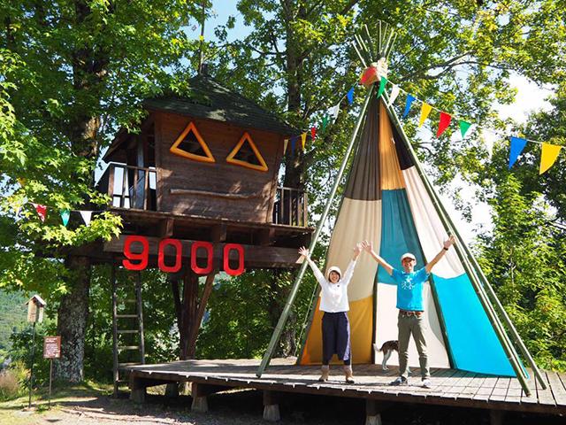 バルンバルンの森 9,000いいね