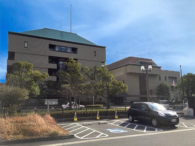 別府市役所