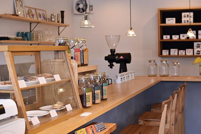 Safari Coffee Roaster(サファリコーヒーロースター) 店内