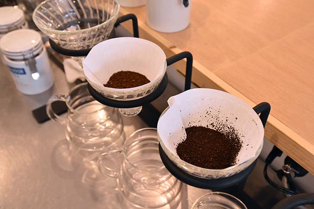 コーヒー美味しい淹れ方