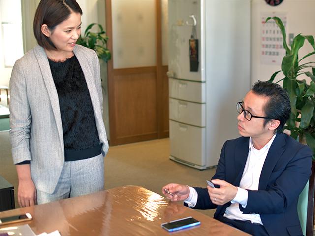 ASSO代表 宮井 智史さん 薬けん 代表 野中 牧さん
