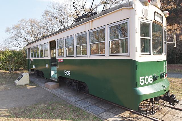 佐野植物公園 路面電車
