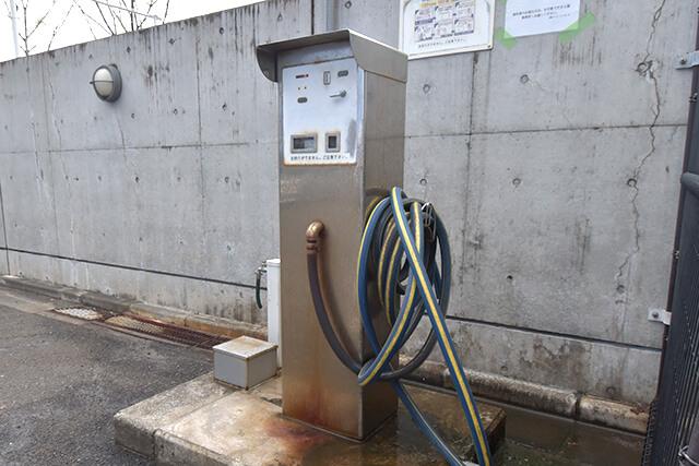 うみたまご 海水自販機