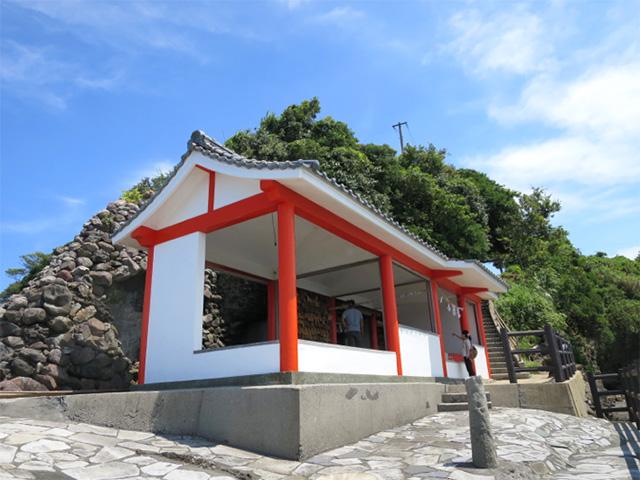 国東半島 粟嶋神社