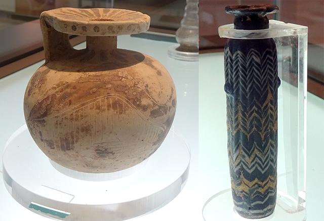 大分 香りの博物館  展示物