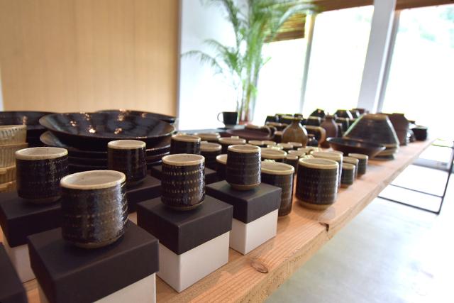 臼杵焼ギャラリー