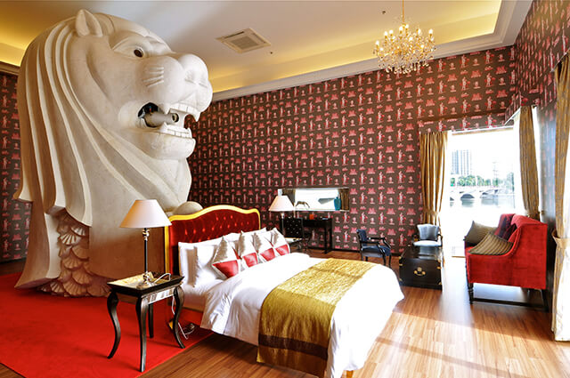 『The Merlion Hotel』2011