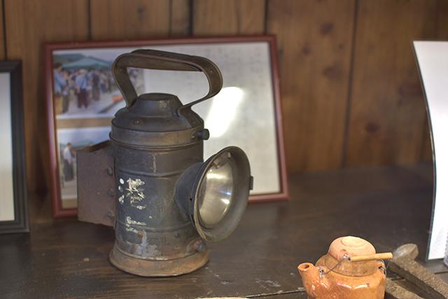 豊後森機関庫ミュージアム 展示物