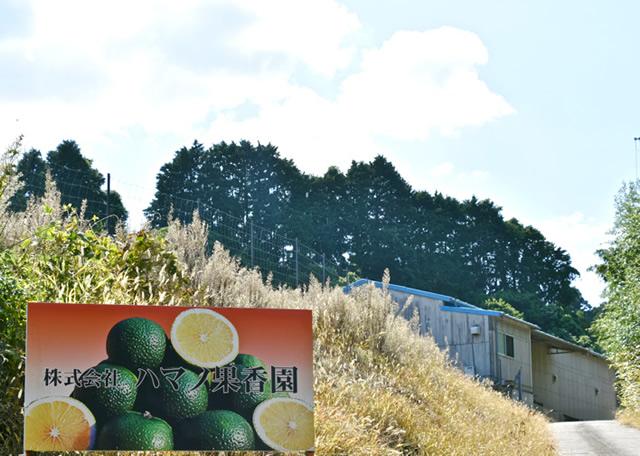 ハマノ果香園