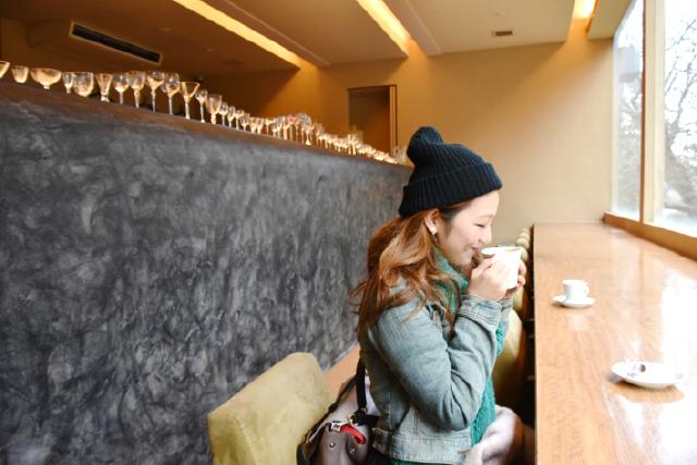 cafe & bar えんじ