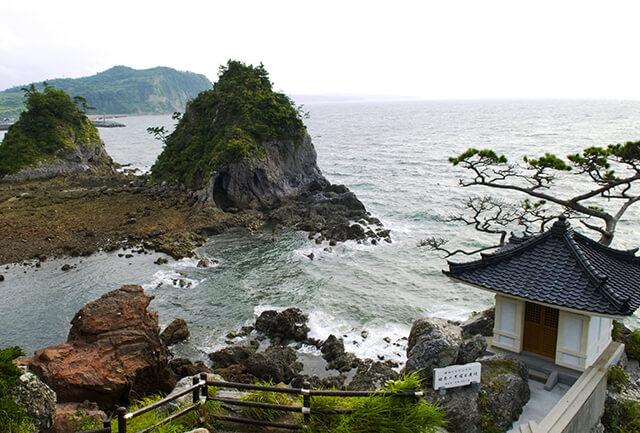 姫島 観音崎