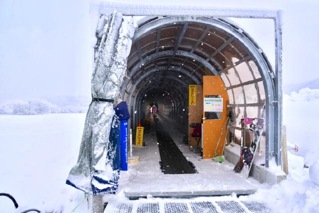 九重森林公園スキー場  Eリフト