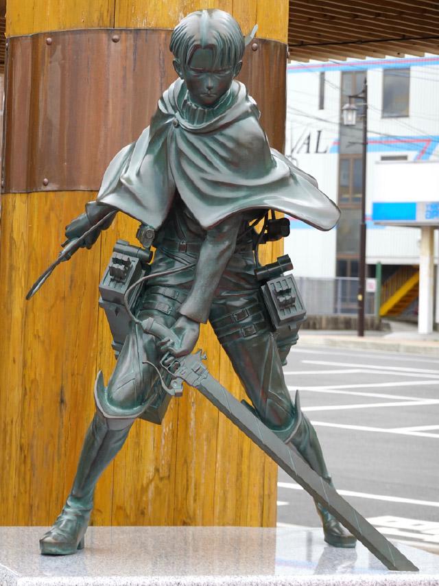 進撃の巨人 in HITA 〜進撃の日田〜