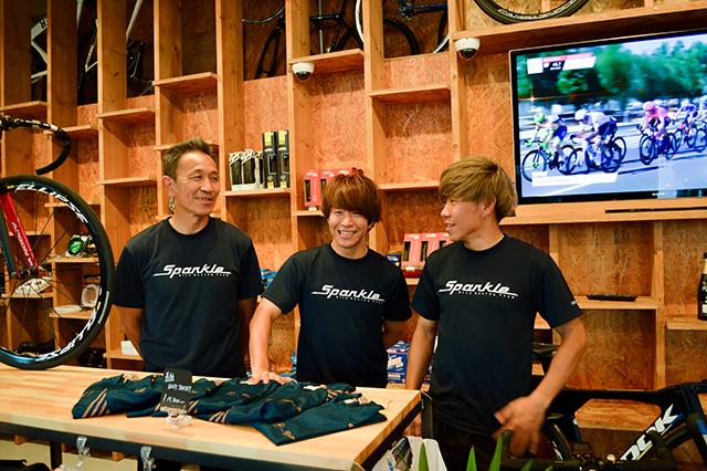 Sparkle Oita Racing Team