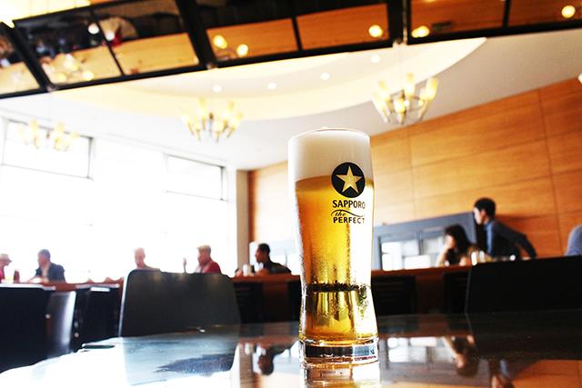 森の中のビール工場 サッポロビール九州日田工場 試飲 サッポロ生ビール黒ラベル