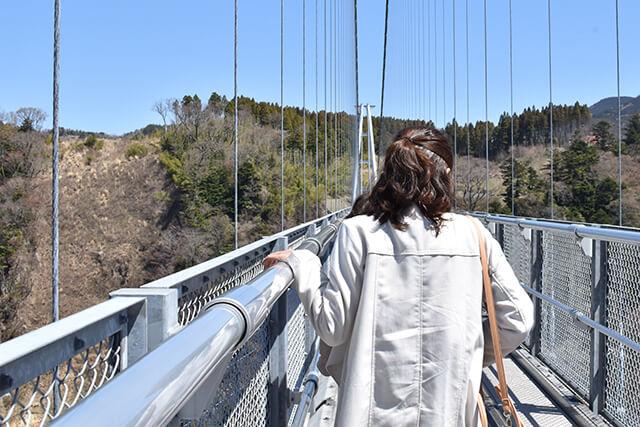 やまなみハイウェイドライブ 九重夢大吊橋