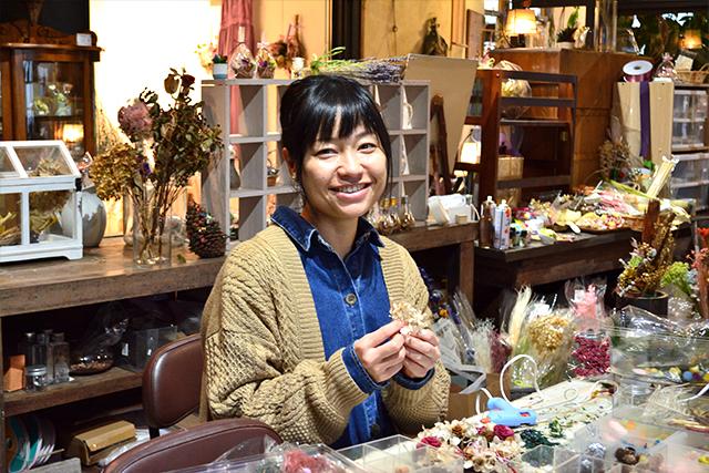 竹田 la vie en fleurs