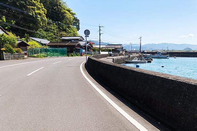 五感で感じる島時間-九州オルレ さいき・大入島-