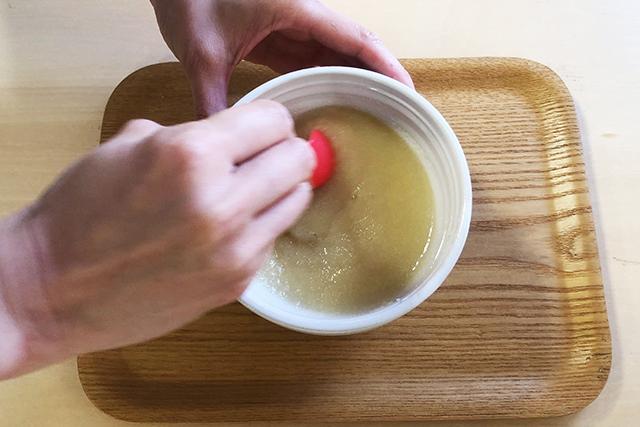 臼杵煎餅 手塗り体験キット 生姜タレ