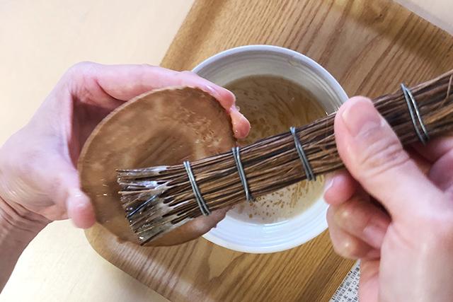 臼杵煎餅 手塗り体験キット