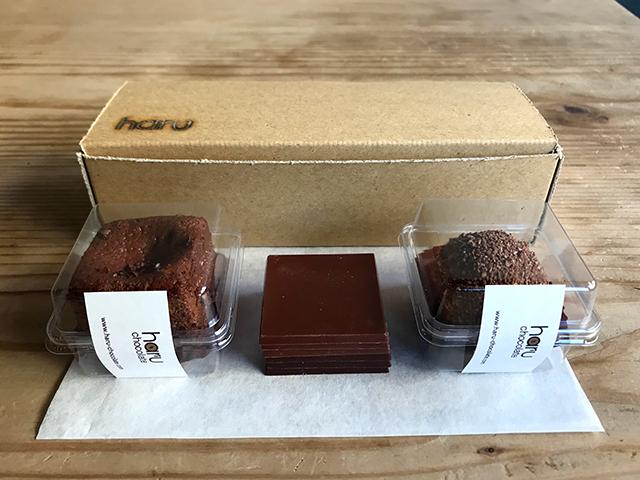 中津 Craft Chocolate Cafe「ハル チョコレート店」2019バレンタインチョコ