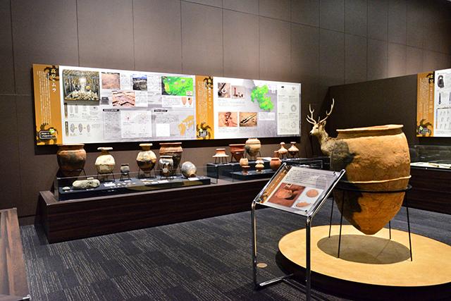 大分県立埋蔵文化財センター 豊の国考古館
