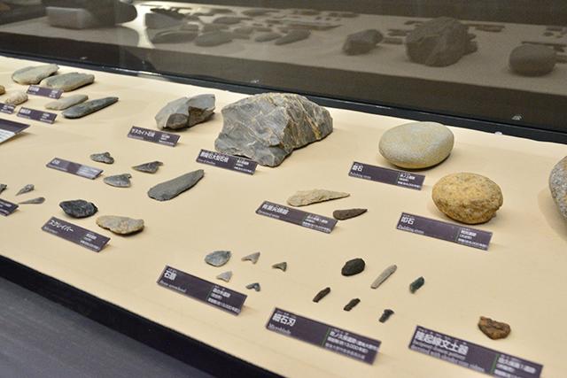 大分県立埋蔵文化財センター 石器