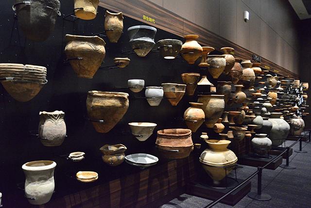 大分県立埋蔵文化財センター 土器