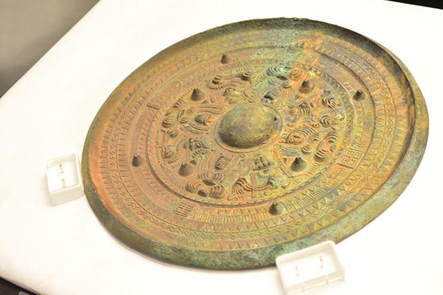 大分県立埋蔵文化財センター「古鏡の輝き〜いにしえの大分を映す〜」