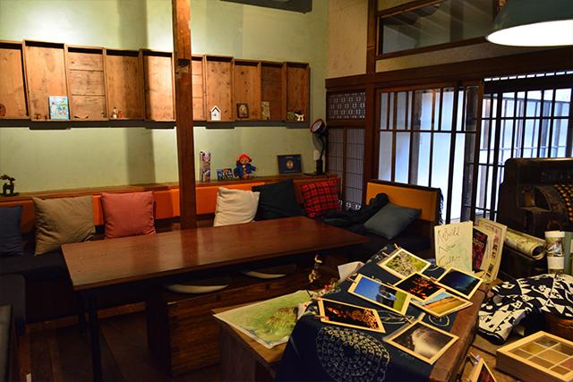 開山1300年 ゲストハウス たけた駅前ホステル cue