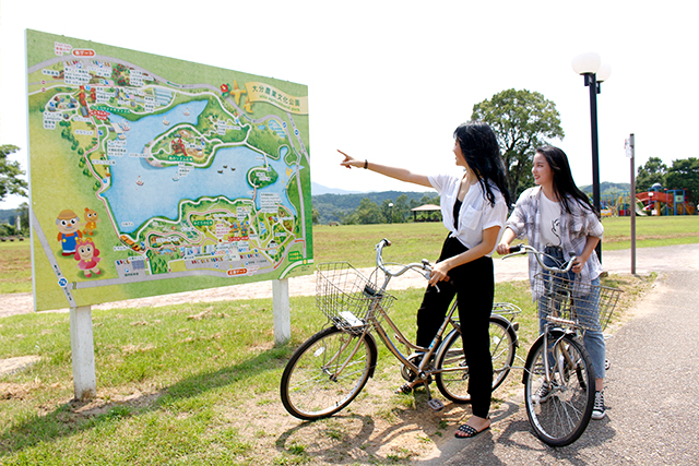 大分農業文化公園