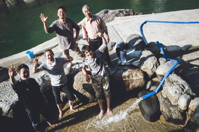 天ヶ瀬温泉未来創造プロジェクト