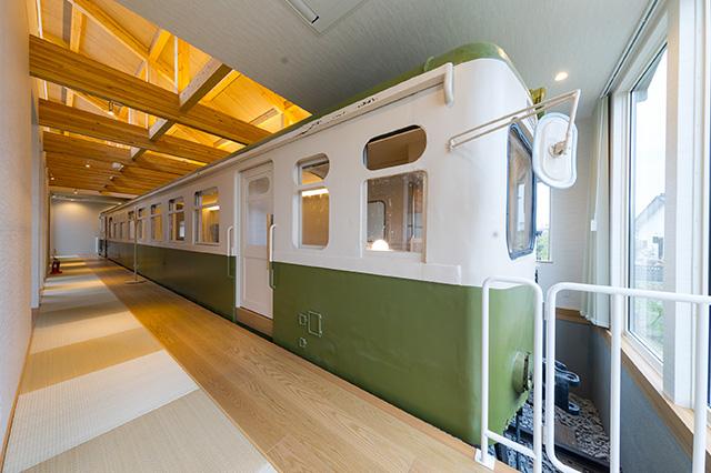 耶馬渓鉄道の車両に泊まって「やばけい遊覧」