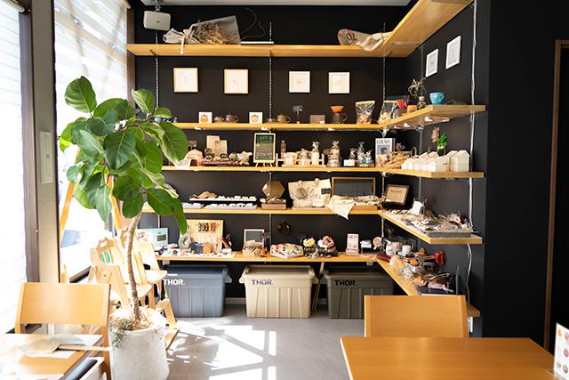かぎのしっぽ SAKURAZAKA Café