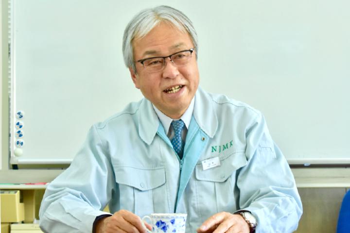 ニュージャパンマリン九州株式会社